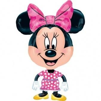 AirWalker Minnie Folienballon 55 x 78 cm